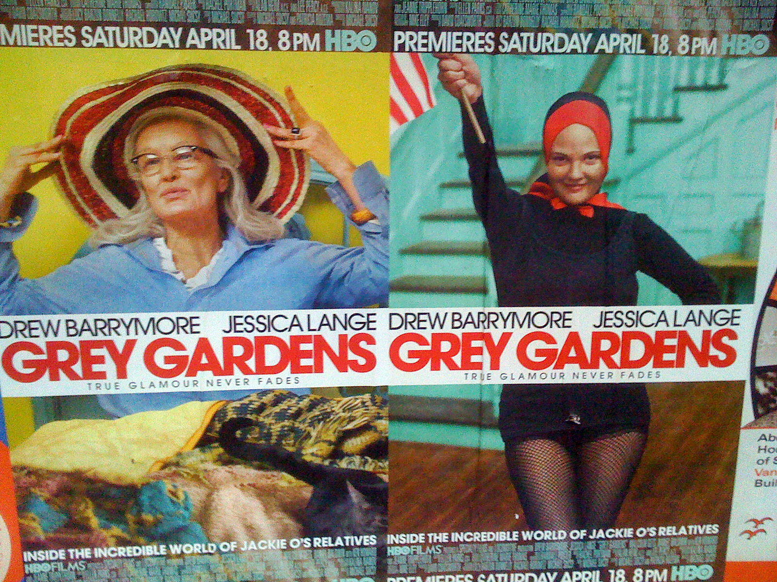 Drew Barrymore Grey Gardens Quotes Quotesgram